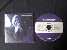Warren Zevon. Compact Disc. 1976. Made In E.U.