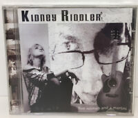 CD ALBUM  KIDNEY RIDDLER  FIVE WOMEN AND A MARTINI USED GOOD COND UK free post