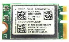 New Broadcom BCM943142Y Wireless LAN Wifi Bluetooth Card Module 802.11b/g/n