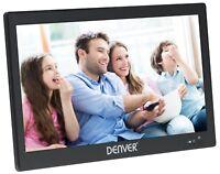 Denver 1031 Portátil 10,1 Pulgadas LED TV Televisor DVB-T2 USB Media Player