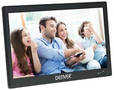 Denver 1031 Portable 10,1 inch LED TV Television DVB-T2 USB Media Player