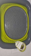 Squish Sink Callander, collapsible and adjustable. New with tag
