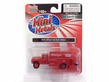 Classic Metal Works 30419 1960 Ford Mobil Petrol Tanker - HO Model Trains