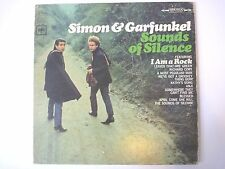 SOUNDS OF SILENCE - SIMON & GARFUNKEL 1966 ORIGINAL LP VINYL COLUMBIA CS9269