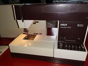 Nähmaschine Pfaff Tipmatic