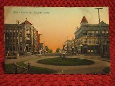 1910. FOURTH ST. WILLMAR, MINNESOTA. POSTCARD I1