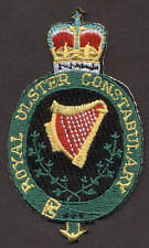 Royal Ulster Constabulary patch - Northern Ireland Police