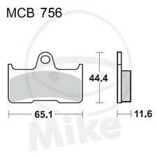 TRW Lucas pastillas de freno MCB756SI trasero CFMOTO UForce 800 EFI V2