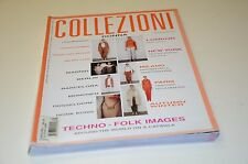 1999 Collezioni Donna Fashion Magazine # 71 Helmut Lang Webber Williams Model Ad