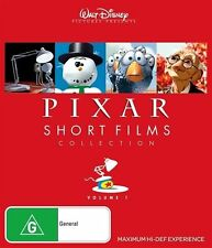 Pixar Short Films Collection : Vol 1 (Blu-ray, 2007) New and Sealed