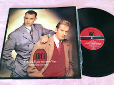 "ABC THE NIGHT YOU MURDERED LOVE 12"" SINGLE 1987 VINYL"
