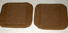 Two New USMC Hip Pads SPC MTV IMTV Military Modular Tactical Vest - Coyote