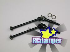 HARD STEEL SWING SHAFT CVD 2PC TEAM LOSI 1/18 MINI-T MINI BAJA LATE MODEL SLIDER