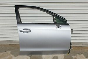 2015 2016 2017 2018 Subaru WRX oem RH passenger side front door silver color