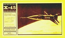Collect-Air Models 1/48, High Grade X-15 Resin/Metal