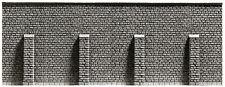 NOCH 48056 Spur TT, Stützmauer, 25,8x9,8cm (Grundpreis 1qm=368 Euro #NEU in OVP#