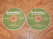 Robin Ryan The DreamMaker Mapping Your Passionate Career 2Disc Audio Cd Set 2002