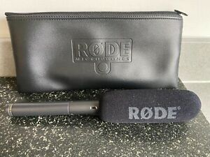 Rode Microphone NTG-2 With Case
