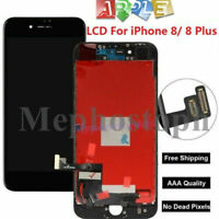 For i Phone 8/8 Plus LCD Display Touch Screen Digitizer Assembly Replacement new