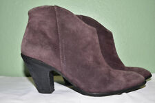 Belle Sigerson Morrison Suede Ankle Boots Booties Women's 8.5 B