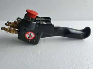 Ingersoll Rand Pneumatic Air Pendant for Winch and Hoists with Emergency Stop
