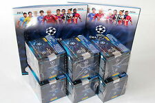 PANINI CHAMPIONS LEAGUE 2013/2014 13/14 - 6 x box + 2 x album ed. South America