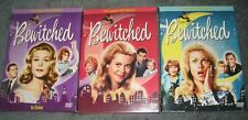 Bewitched 3 Season DVD Box Set Lot Second 2 Third 3 Fifth 5
