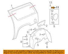 GM OEM Fuel Door-Gas Cap Hatch Spring 20912532