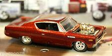 1970 70 AMC Rebel THE MACHINE 🏁 1/64 Scale Muscle Car Gorgeous Metallic Brown