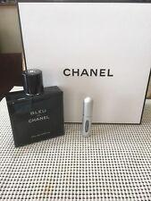 BLEU DE CHANEL Eau De Parfum EDP 5ML Sample In DELUXE Travel Atomizer