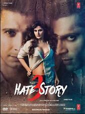 HATE STORY 3 (2015) SHARMAN JOSHI, ZARINE KHAN - BOLLYWOOD HINDI DVD