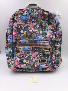 Tokidoki Camo Kawaii Backpack (A4)
