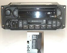 Jeep Grand Cherokee 2.7 CRD Radio Unit with Code **cd not working**