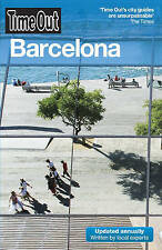 Time Out Barcelona 12th edition, Time Out Guides Ltd, New Book