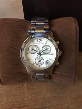 michael kors small runway chronograph mk5428 armbanduhr für frauen (cc381)