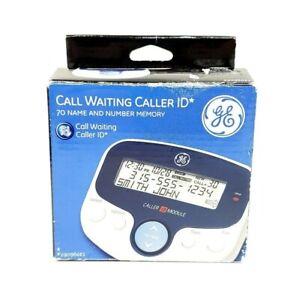 GE CALL WAITING CALLER ID 70 NAME AND NUMBER MEMORY LARGE DISPLAY 29096GE1
