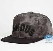 New FAMOUS STARS & STRAPS Rooted Mens Snapback Hat Cap