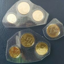 LATVIA 1,2,5,10,20,50 euro cent coins+1 euro BU CONDITION 2020