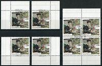 Bund 2918 Eckrand oder Viererblock gestempelt Vollstempel Berlin ESST BRD 2012