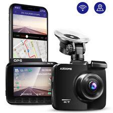 AZDOME GS63H Ultra HD 4K Dashcam mit 170° Weitwinkel Video Recorder - Schwarz