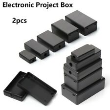Electronic Project Box Plastic Case Waterproof Enclosure Diy