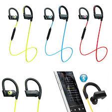 Sweatproof Bluetooth 4.0 Headset Stereo Headphones Earbud for Running Hiking Gym