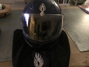 French gendarmerie motorcycle helmet