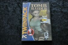 Tomb Raider Twin Pack The Last Revelation/Chronicles PC Game