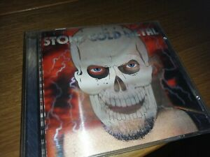 Steve Austin cold stone metal cd good condition