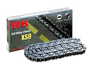 RK Natural X-Ring Chain 530 Pitch Motorcycle ATV XSOZ1 X 112