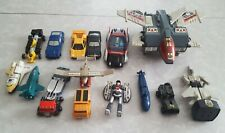 Bandai GOBOTS Transformers lot  of 15 1984