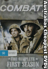 Combat The Complete First Season DVD NEW, FREE POSTAGE WITHIN AUSTRALIA REG ALL
