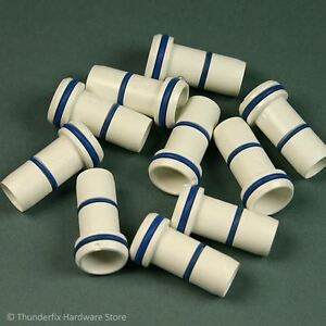 15mm Pipe Inserts Superseal John Guest (x10)