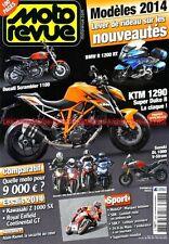 MOTO REVUE 3964 KAWASAKI Z1000 SX Z800 SUZUKI Bandit BMW F700 ROYAL ENFIELD GT